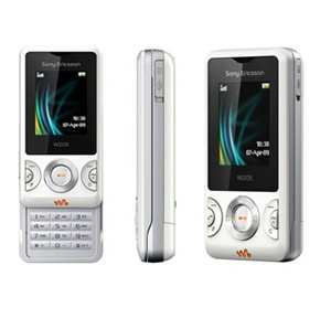 WHOLESALE NEW SONY ERICSSON W205 WHITE GSM UNLOCKED