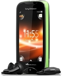 WHOLESALE NEW SONY ERICSSON MIX WALKMAN WT13i BLACK GREEN