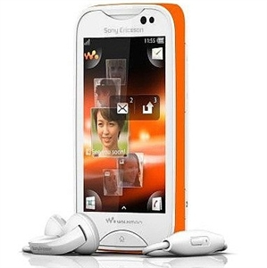 WHOLESALE NEW SONY ERICSSON MIX WALKMAN WT13i WHITE ORANGE