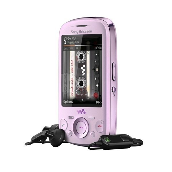 Sony Zylo W20 thèmes télécharger