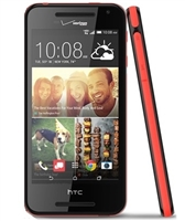 HTC Desire 612 Black Red 4G LTE Verizon Cell Phones RB