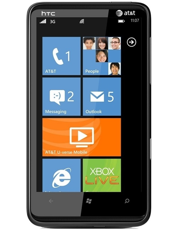 Wholesale htc hd7 s zune 4g 16gb windows mobile at t gsm for Window 4g mobile