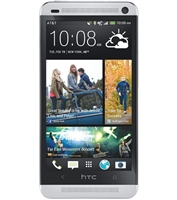 WHOLESALE HTC ONE M7 32GB SILVER 4G LTE AT&T GSM UNLOCKED CR