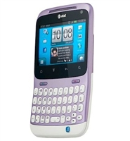WHOLESALE, HTC STATUS CHACHA MAUVE LIGHT PURPLE FACEBOOK PHONE ANDROID RB