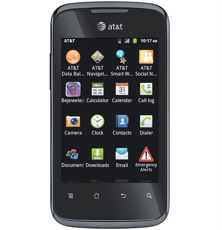 AT&T Fusion 2 Cell Phone