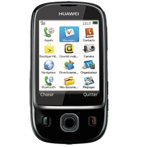 WHOLESALE HUAWEI TAP U7519 BLACK