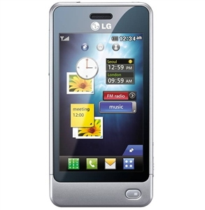 WHOLESALE LG GD510 POP SILVER COMPACT TOUCHSCREEN GSM UNLOCKED RB