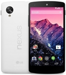 LG Google Nexus 5 D820 White 4G LTE Android Cell Phones RB