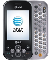 LG Neon GT365 Black AT&T Cell Phones RB