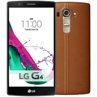 Wholesale LG LG G4 Dual H818P LTE 32GB Leather Brown
