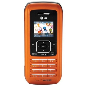WHOLESALE, LG ENV VX9900 ORANGE QWERTY KEYBOARD VERIZON PAGE PLUS RB