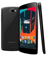 Wholesale Brand New Maxwest Gravity 5.5 Black Cell Phones