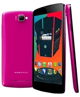 Wholesale Brand New Maxwest Gravity 5.5 Pink Cell Phones