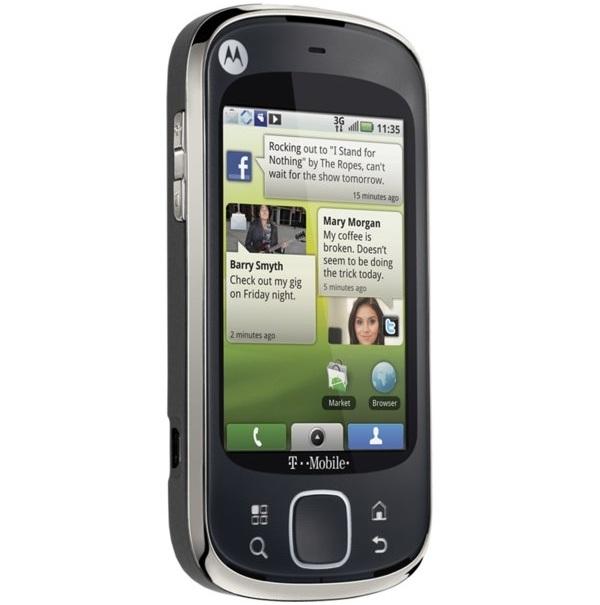 Unlock Motorola Cliq XT