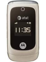 Motorola EM330 O2 Network Cell Phones RB