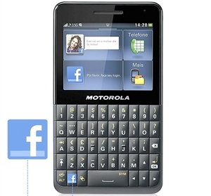 WHOLESALE NEW MOTOROLA EX226 3G FACEBOOK GSM UNLOCKED
