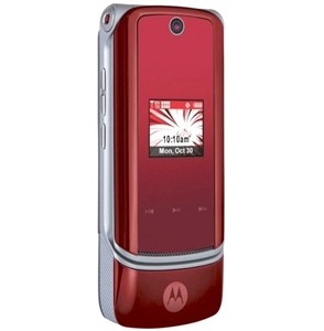 WHOLESALE NEW MOTOROLA K1m RED VERIZON PAGE PLUS