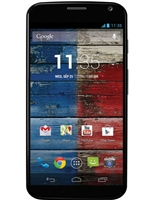 Motorola X XT1058 4G LTE Black/Red GSM Unlocked Cell Phones RB