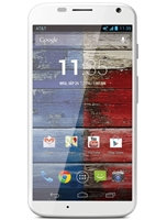 Motorola X XT1058 4G LTE White/Teal GSM Unlocked Cell Phones RB