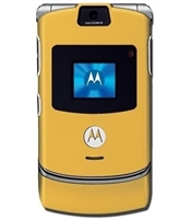 Wholesale Motorola Razr V3 Gold Unlocked Cell Phones RB