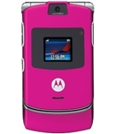 Wholesale Motorola Razr V3 Pink Unlocked Cell Phones RB