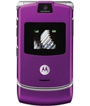 WHOLESALE MOTOROLA V3 PURPLE GSM UNLOCKED RB