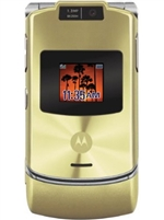 Motorola Razr V3xx Gold Cell Phones RB