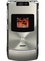 Motorola Razr V3xx Platinum Cell Phones RB