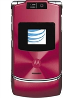 Motorola Razr V3xx Red Cell Phones RB