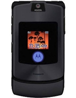 Motorola V3i Black Cell Phones RB