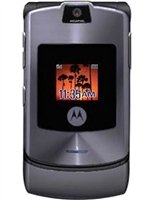 Motorola V3i Gray Cell Phones RB