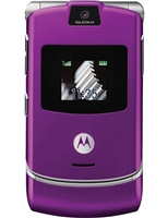 Wholesale Motorola V3i Purple Cell Phones RB