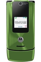 Motorola W490 / W510 Green T-Mobile Cell Phones RB