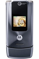 Motorola W490/W510 Silver T-Mobile Cell Phones RB