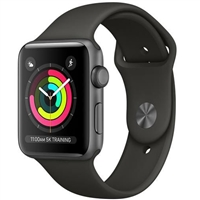 Wholesale Apple Watch Series 3 - MR352 - GPS - 38mm Space Gray
