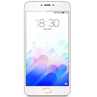 Wholesale Meizu M3s vs Xiaomi Redmi 3S 32GB Gold Dual SIM GSM+GSM