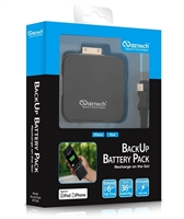 WHOLESALE NEW NAZTECH BP1500 APPLE IPHONE IPOD BACKUP BATTERY PACK