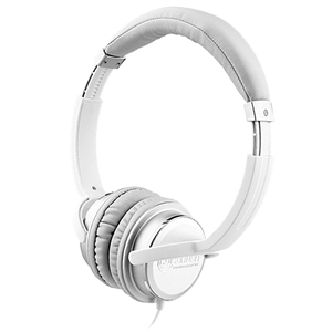 New NoiseHush NX26 White 3.5mm Stereo Headphones