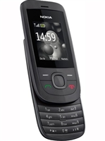 Nokia 2220 Slide Black Unlocked GSM Cell Phones RB