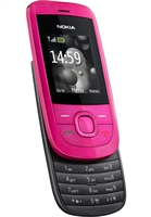 Nokia 2220 Slide Pink Unlocked GSM Cell Phones RB