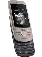 Nokia 2220 Slide Silver Unlocked GSM Cell Phones RB