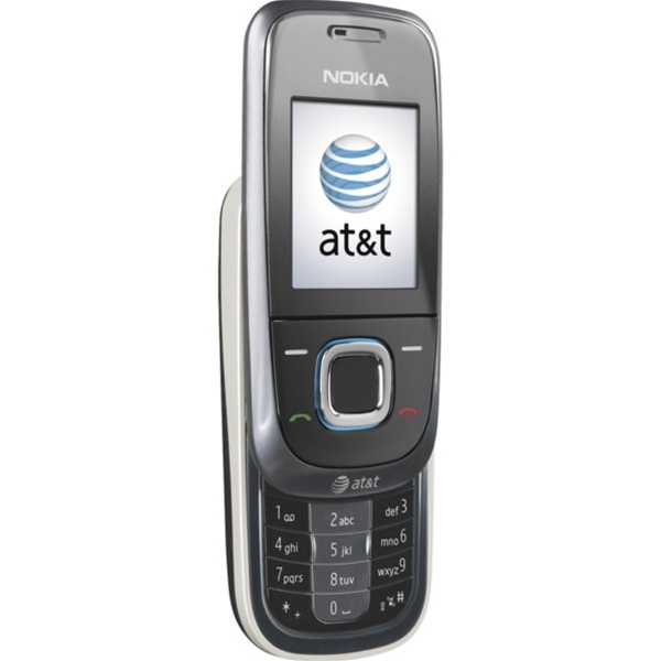 WHOLESALE CELL PHONES, BRAND NEW NOKIA 2680 SLIDE BLACK AT ...