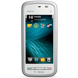 WHOLESALE NEW NOKIA 5230 NURON WHITE T-MOBILE