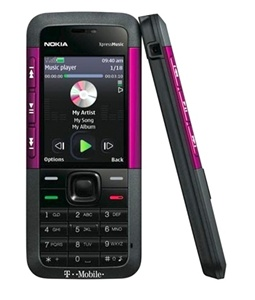 WHOLESALE NOKIA 5310 XPRESSMUSIC T-MOBILE GSM UNLOCKED PURPLE FACTORY RB