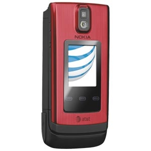 WHOLESALE NEW NOKIA 6650 FOLD RED 3G AT&T GSM UNLOCKED BLACK