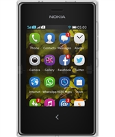 Nokia Asha 503 Black 4G Cell Phones RB