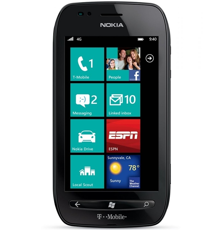 Nokia Lumia 710 4g Phone