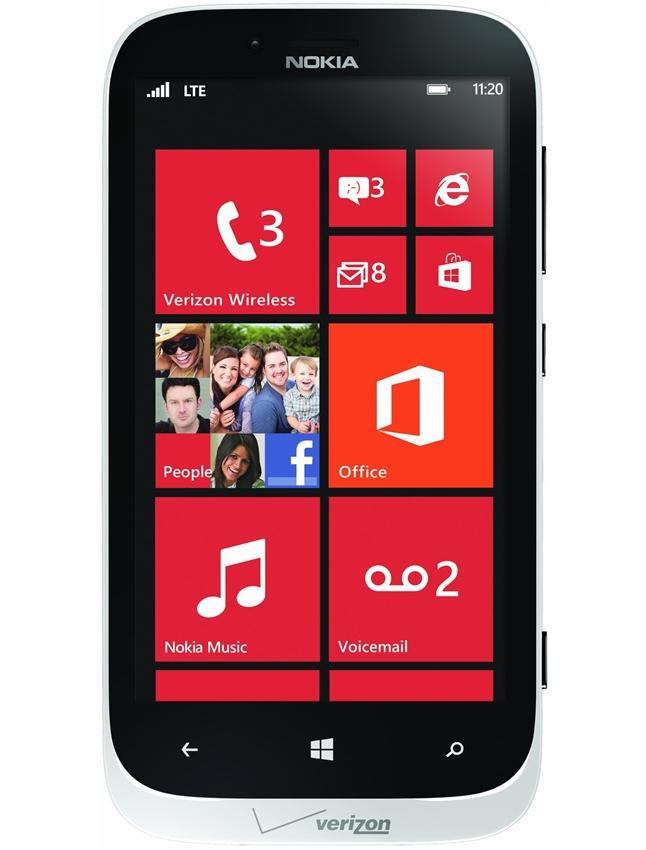 Wholesale nokia lumia 822 white 4g lte verizon pageplus for Window 4g mobile