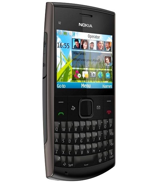 Wholesale cell phones wholesale mobile phones new nokia x2 01 black