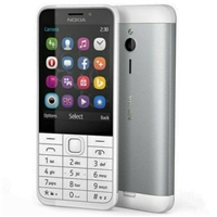 WholeSale Nokia 230 Silver Series 30+, Dual SIM, GSM + GSM Mobile Phone
